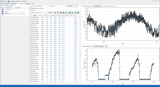 Расчет параметров теплообмена в программе Борей 3D